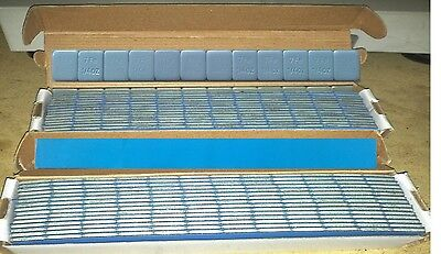 360 Pc 1/4 Oz  0.25 Stick On Wheel Weight Balance 30 Strips Total Of90 Ounces