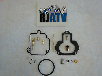 Yamaha Big Bear 350 YFM350FW Carburetor 89-97 Carb Rebuild Kit Repair YFM350 FW