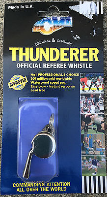 ACME Thunderer Official Referee Whistle 60.5 8016