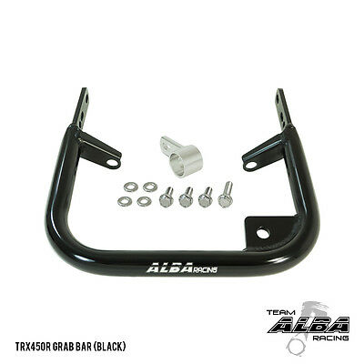 Honda TRX 450R TRX450R   Rear Grab Bar  Bumper  Alba Racing   218 T5 B