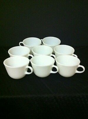Vintage Pyrex Coffee Cups (set of 8)