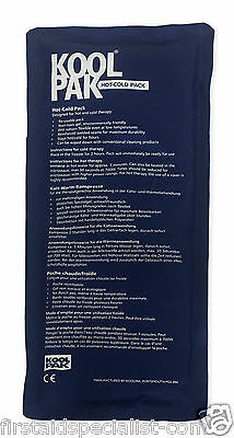 Luxury Reusable Hot & Cold Therapy Heat Ice Gel Pack 1st Aid Sports Pain Relief