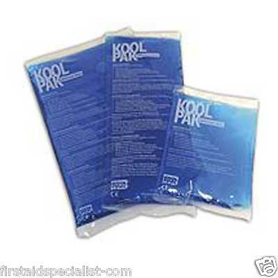 Koolpak Reusable Hot & Cold Therapy Heat Ice Gel Pack 1st Aid Sports Pain Relief