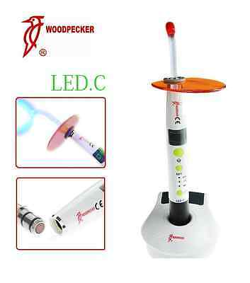 Woodpecker LED.C Wireless Cordless Dental Curing Light SHIP FROM USA