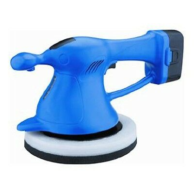 Cordless Electric Polisher Buffer Waxer Orbital Car Truck Auto Boat Detailing