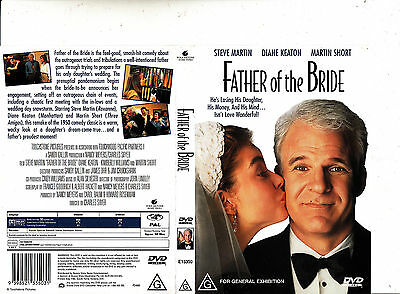 Father of The Bride-1995-Steve Martin-Movie-DVD