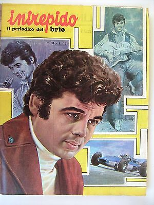 Intrepido 1969 - 33 - Ottimo - Little Tony