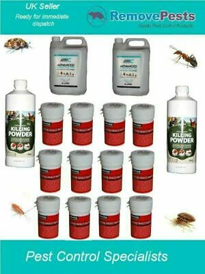 bedbug killing treatment spray poison pack with smokefuemrs for bed bugs Jumbo