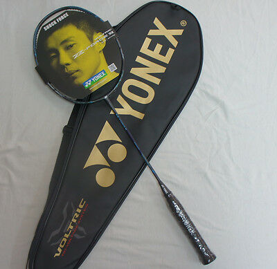 YONEX Voltric Z-Force 2 Badminton Racquet , VTZF2 3U5, Your Choice of String