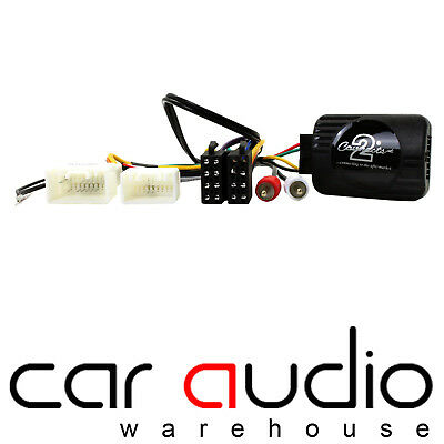 Mitsubishi Outlander Sport 2010 On SONY Car Stereo Radio Steering Wheel Stalk
