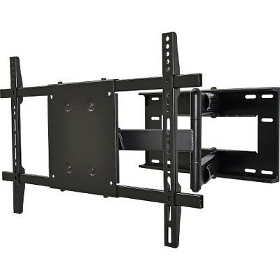 Large Double Articulated Mount, 150lb Capacity, Black LLR39031