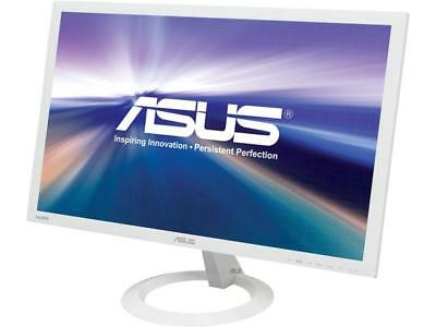 "ASUS VX238H-W White 23"" 1ms (GTG) HDMI Widescreen LED Backlight LCD Monitor"