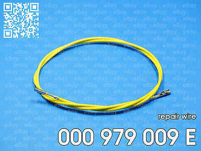 Audi VW Skoda Seat repair wire 000979009E