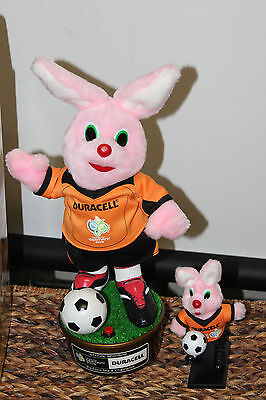 A Rare 2006 Duracell Bunny. In original box and in mint condtion