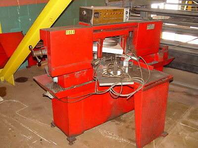 Hem Model #750A Auto-Feed Horizontal Band Saw