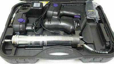 "Cordless Grease Gun Lubber Lube 18V PROFESSIONAL 10,000PSI 42"" Flexible Hose"