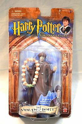 Mattel 2001 Harry Potter And The Sorcerer's Stone Lord Voldemort Figure (BIN2)