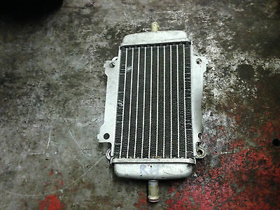 Piaggio Vespa Gts Right Radiator