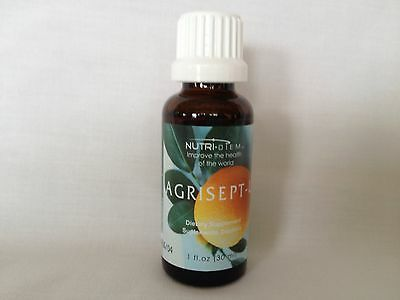 1 FRESH NEW Agrisept-L ORIGINAL Citrus Extract EXP 04-19