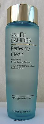 Estee Lauder Perfectly Clean Toner Lotion/Refiner - 200ml