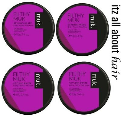 4 x Muk Filthy Firm Muk 95gm. Genuine Products. Australian Stock