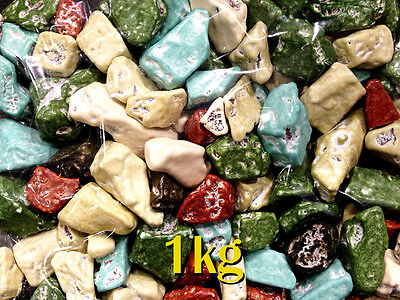 Chocolate Rocks - 1kg Bulk Chocolate Stones