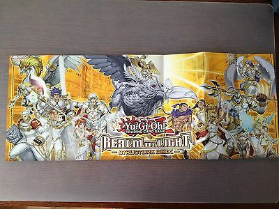 Paper Playmat - Realm of Light Structure Deck - Yu-Gi-Oh! - Yugioh