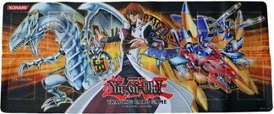 Playmat Pyramid Gold Series 4 Kaiba/Blue-Eyes White Dragon/XYZ Dragon Yu-Gi-Oh!