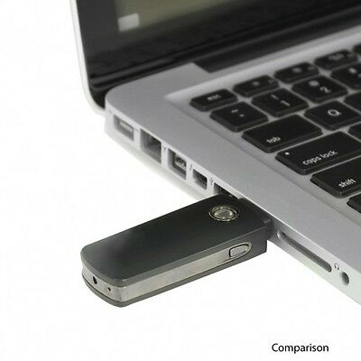 Hidden/Spy USB Camera With Built-In DVR (4 GB), Great Way To Spy On Others