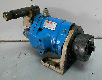 International Hydraulic Pump Unit / Assembly, PVB5 RC 70, Used, Warranty
