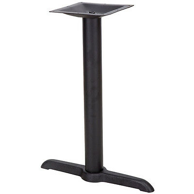 Flash Furniture 5'' x 22'' Restaurant Table T-Base with 3'' Dia. Table...
