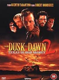 From Dusk Till Dawn 2 - Texas Blood Money Dvd Brand New & Factory Sealed