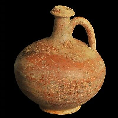 Aphrodite- Ancient Cypriot Decorated Pottery Jug