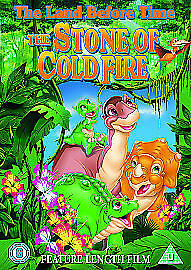 The Land Before Time 7 - The Stone Of Cold Fire Dvd New Factory Sealed