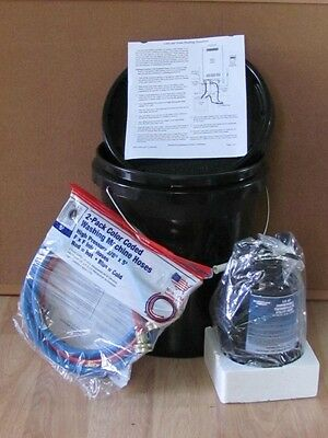 Tankless Water Heater Flushing Kit Navien Jacuzzi A O
