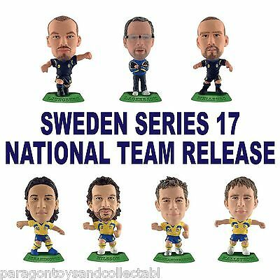 SWEDEN National Team MicroStars Sweden Series 17 Home/Away Choose from 24 figure