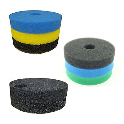 Pisces Hydroforce Plus +Pressure Filter Replacement Foam Sponge Set Media Jebao