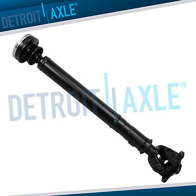 NEW Complete Front Drive Shaft Assembly for Dodge Dakota & Durango 4x4 / 4WD 26""