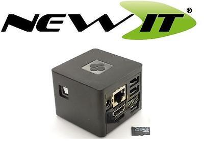 "CuBox-i2eX - Dual CORE, 1GB DDR3 RAM,  only 2"" square!"