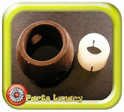 Manual Gearbox Gear Lever Shifter Bush Kit FOR Some Mitsubishi Pajero to 2003