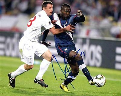 JOZY ALTIDORE SIGNED 8X10 PHOTO 2014 WORLD CUP US USA SOCCER