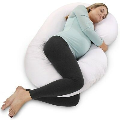 💗 Mommy's Choice 💗 PharMeDoc Full Body Pregnancy Pillow & Maternity Support