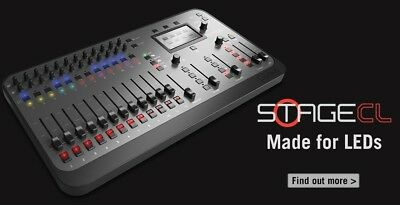 Jands Stage CL Lighting  Console 512 Channel