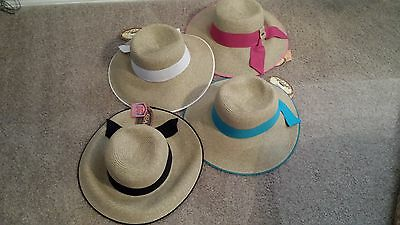 SCALA PACKABLE SUN Hat W  Matching Ribbon And Brim One Size -  24.99 ... eb770c02e1f
