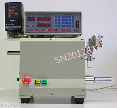 Computer CNC Automatic Large Torque Coil Winding Machine for 0.03-2.5mm wire