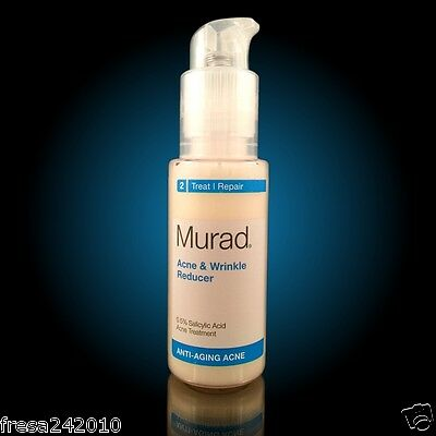 MURAD ACNE AND WRINKLE REDUCER 2 oz ANTI AGING 100% NEW, FRESH & AUTHENTIC