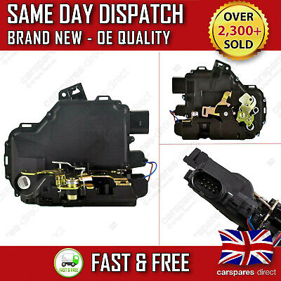 VW GOLF Mk4, PASSAT Mk5 FRONT RIGHT DRIVER SIDE CENTRAL DOOR LOCK 97 06 8 PIN