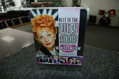 The Lucy Show - Best of the Lucy Show: Classic Comedy 3-Disc Set (DVD, 2007,...