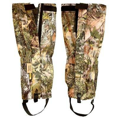 Kings Camo Gaiters Mountain Shadow TX Pro Weather Waterproof Hunting Camouflage