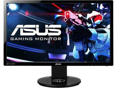 "ASUS VG248QE Black 24"" Gaming Monitor, 144 Hz 1ms (GTG), 3D Monitor, Height & pi"